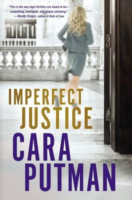 Imperfect Justice - eBook  -     By: Cara C. Putman