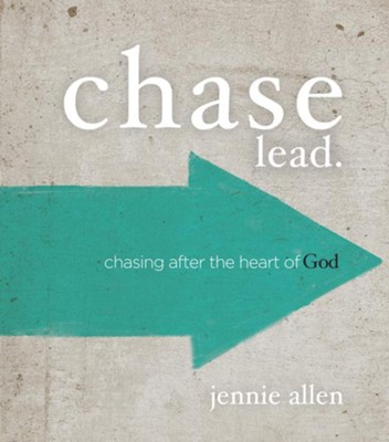 Chase, Leader's Guide  -     By: Jennie Allen
