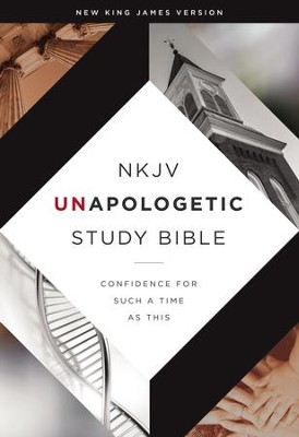 NKJV, Unapologetic Study Bible, eBook: Confidence for Such a Time As This - eBook  -     By: Emmanuel Foundation