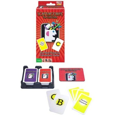 Scattergories: The Card Game   -