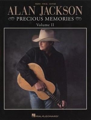 Alan Jackson-Precious Memories Volume II   -     By: Alan Jackson