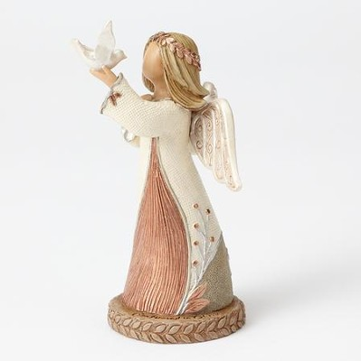 Confirmation Angel Figurine  -     By: Kim Lawrence