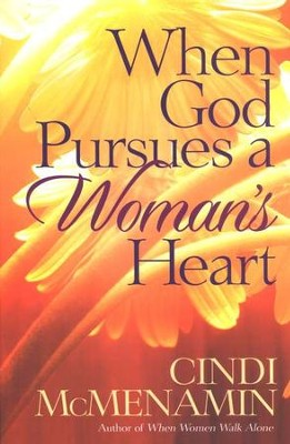 When God Pursues a Woman's Heart    -     By: Cindi McMenamin