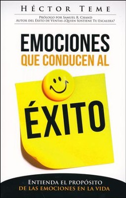 Emociones que Conducen al Exito  (Emotions That Lead to Success)  -     By: Hector Teme