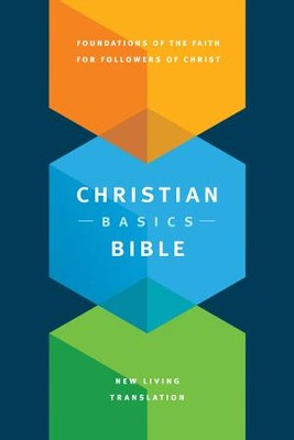The Christian Basics Bible NLT - eBook  -     By: Martin Manser, Michael H. Beaumont