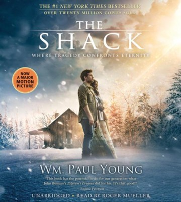 The Shack, Movie Edition, Unabridged CD  -     Narrated By: Roger Mueller     By: Wm. Paul Young