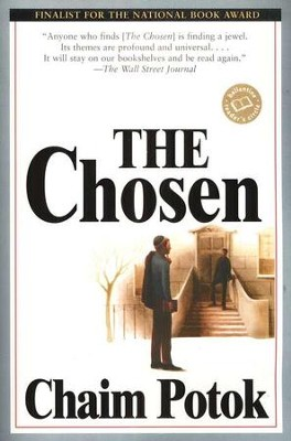 The chosen chaim potok 9780449911549 christianbook the chosen by chaim potok fandeluxe Gallery