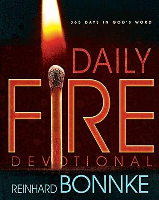 Daily Fire Devotional: 365 Days In Gods Word  -     By: Reinhard Bonnke
