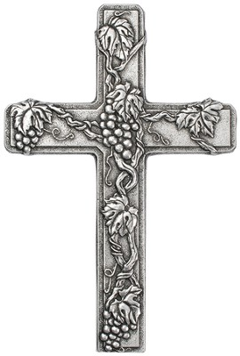 Vineyard Wall Cross  -