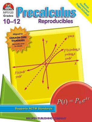 Precalculus Reproducibles  -     By: Marilyn Occhiogrosso, Howard Brenner