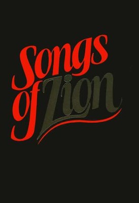 Songs of Zion   -     Edited By: Jefferson Cleveland     By: Verolga Nix