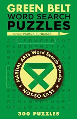 Green Belt Word Search Puzzles  -     By: Patrick Blindauer