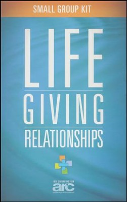 Lifegiving Relationships Small Group DVD Kit  -     By: ARC
