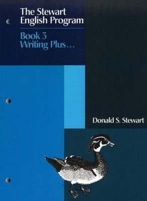 Writing Plus, Book 3            -     By: Donald Stewart