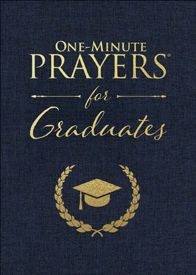 One-Minute Prayers for Graduates  -