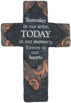 Today In Our Memory Wall Cross  -