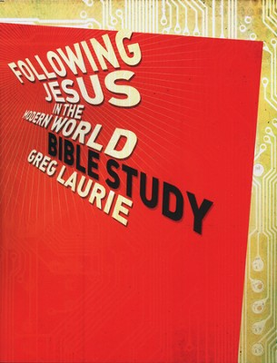 Following Jesus in the Modern World Bible Study  -     By: Greg Laurie