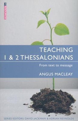 Teaching 1 & 2 Thessalonians  -     By: Angus MacLeay