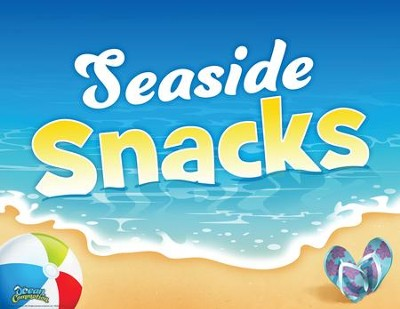 Ocean Commotion VBS Rotation Sign: Seaside Snacks  -
