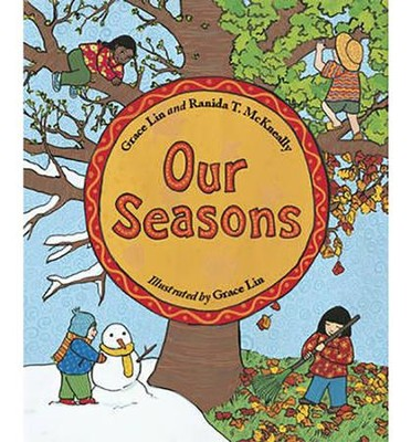 Our Seasons  -     By: Grace Lin