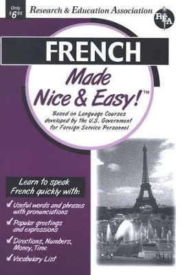 French Made Nice and Easy  -