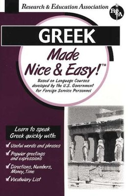Greek Made Nice and Easy  -