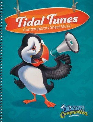Ocean Commotion VBS Contemporary: Tidal Tunes Sheet Music  -