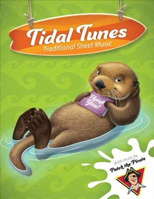 Ocean Commotion VBS Traditional: Tidal Tunes Sheet Music  -