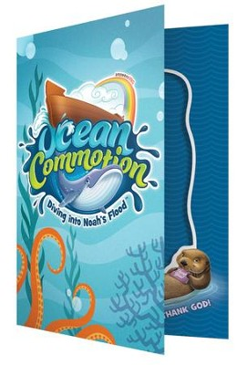 Ocean Commotion VBS Photo Frame (Pack of 10)  -