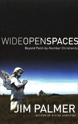 Wide Open Spaces: Beyond Paint-by-Number Christianity  -     By: Jim Palmer