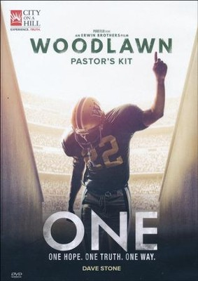 One--Woodlawn Pastor's Kit   -     By: David Stone, Tony Evans