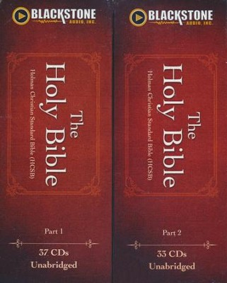 The HCSB Bible on CD   -     Narrated By: Dale McConachie     By: Dale McConachie (Narrator)