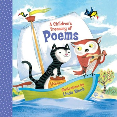 A Children's Treasury of Poems  -     By: Linda Bleck