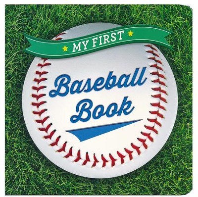 My First Baseball Book  -