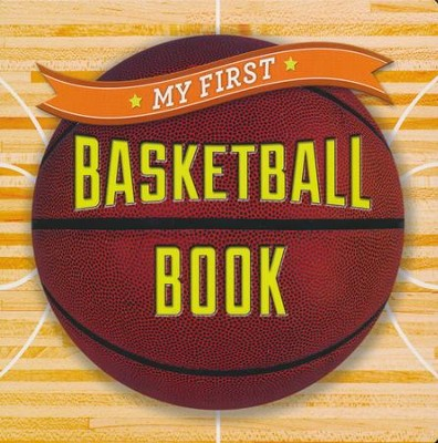 My First Basketball Book  -