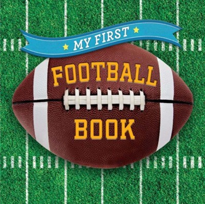 My First Football Book  -