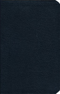 The Amplified Bible, Expanded Edition, Bonded leather, Navy blue  - Slightly Imperfect  -