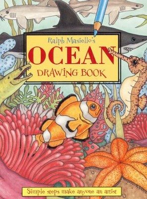 Ralph Masiello's Ocean Drawing Book   -     By: Ralph Masiello