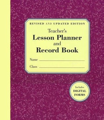 The Teacher's Lesson Planner and Record Book, Revised Edition with CD-ROM  -     By: Stephanie Embrey