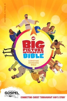 The CSB Big Picture Interactive Bible - eBook  -