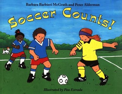 Soccer Counts   -     By: Barbara Barbieri McGrath, Peter Alderman