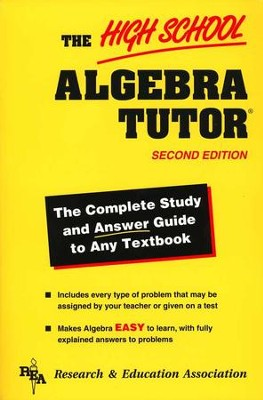 High School Algebra Tutor  -