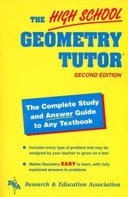High School Geometry Tutor  -