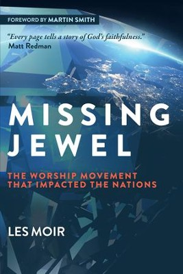 Missing Jewel - eBook  -     By: Les Moir