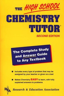 High School Chemistry Tutor  -