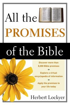 All the Promises of the Bible - eBook  -     By: Herbert Lockyer