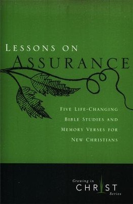 Lessons on Assurance (5 sessions)   -