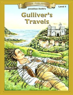 Gulliver's Travels: Easy Reading Classics Adapted and Abridged - eBook  -     By: Jonathan Swift