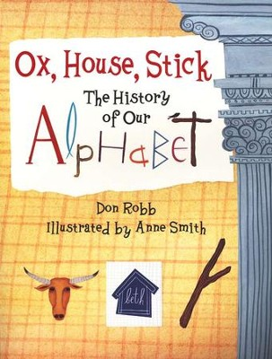Ox, House, Stick Trade Paper  -     By: Don Robb
