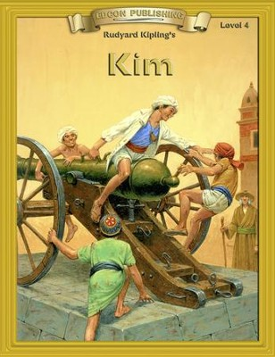 Kim: Easy Reading Classics Adapted and Abridged - eBook  -     By: Rudyard Kipling